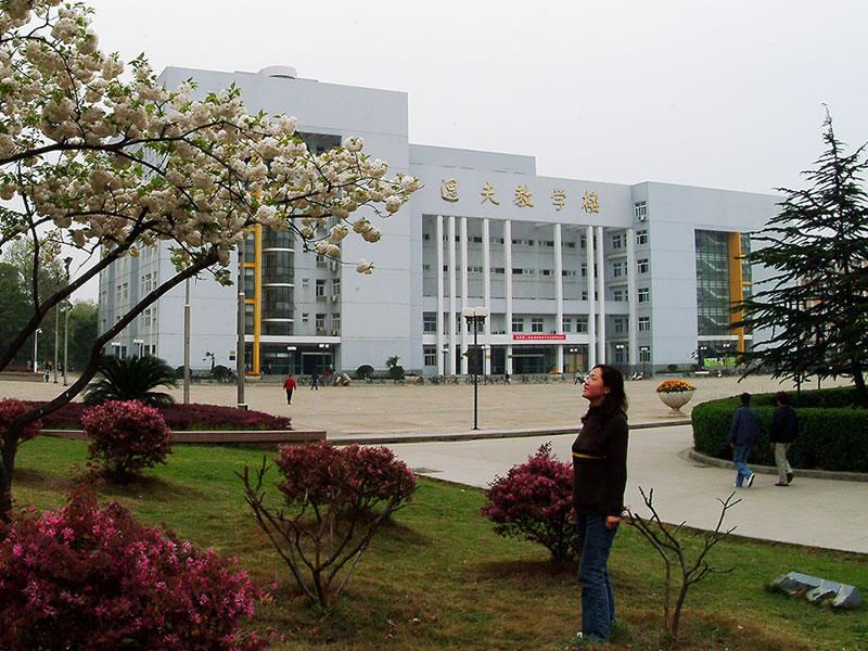 中最美的校园 华中农业大学图片
